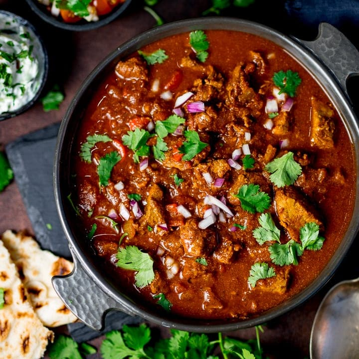 Healthier Slow Cooked Spicy Beef Curry Nicky S Kitchen Watermelon Wallpaper Rainbow Find Free HD for Desktop [freshlhys.tk]
